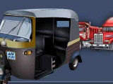 Rickshaw Jam